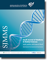 Saudi Journal of Medicine and Medical Sciences